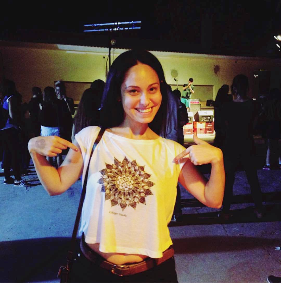 Bea Camiseta Marina