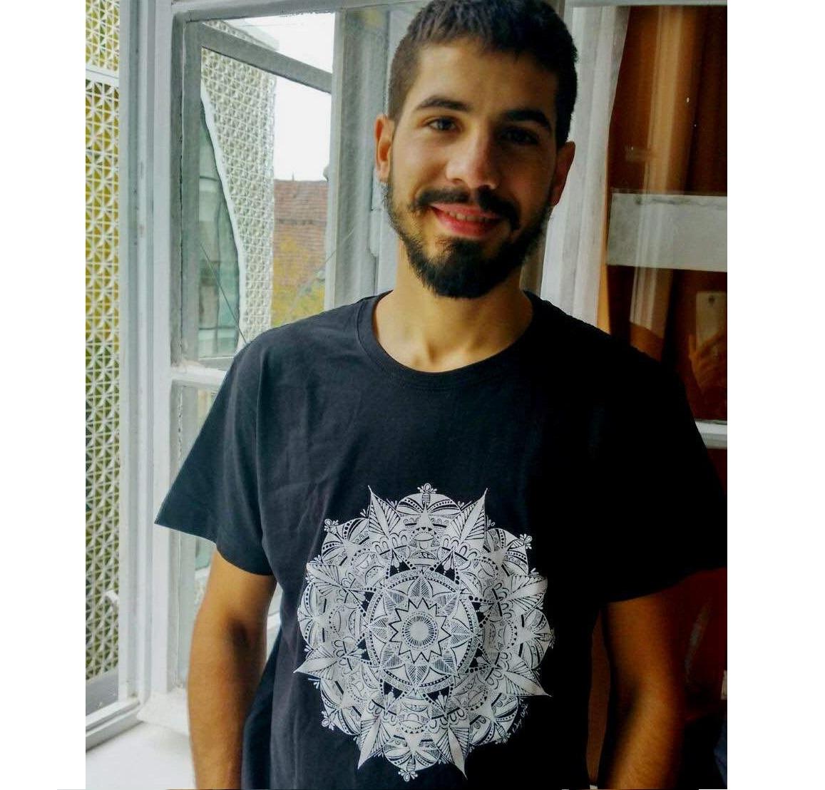 Elias Camiseta Espiga