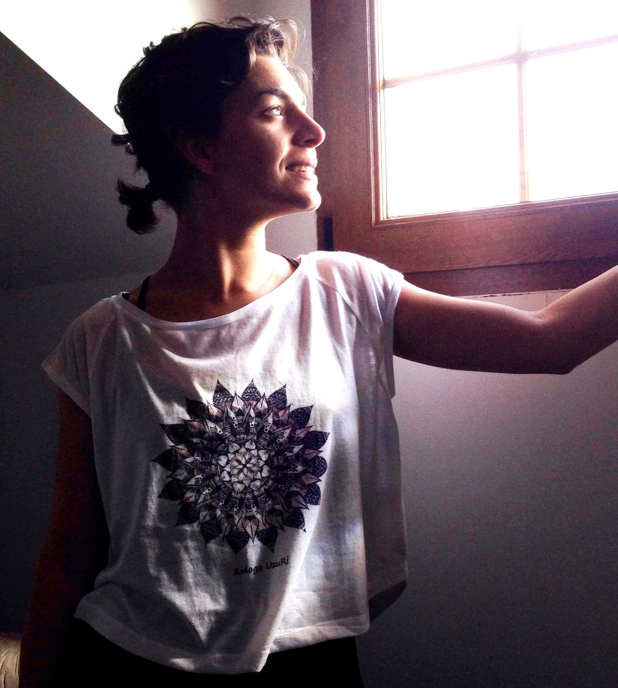 Lau Camiseta Marina