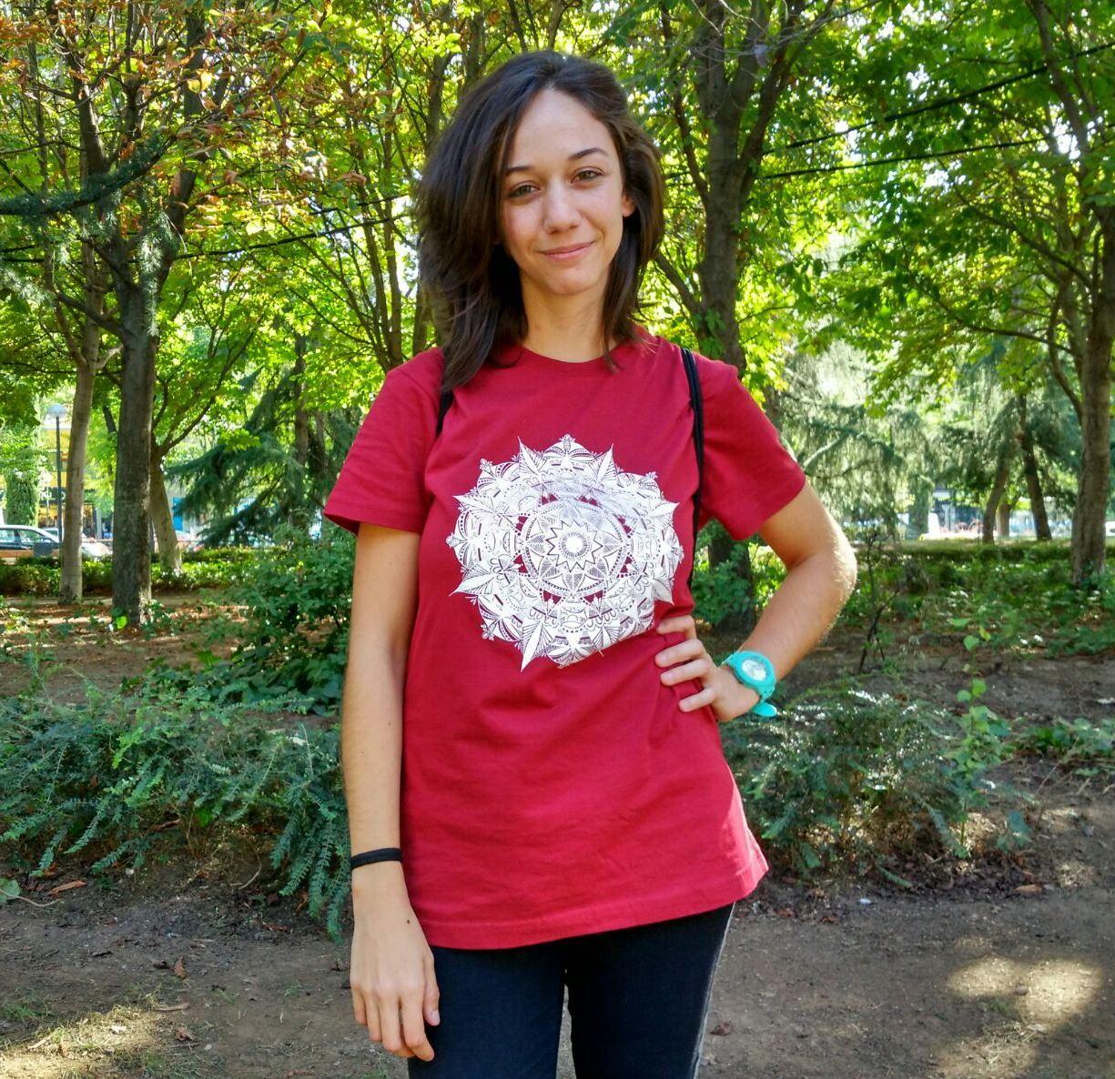 Laura Camiseta Espiga